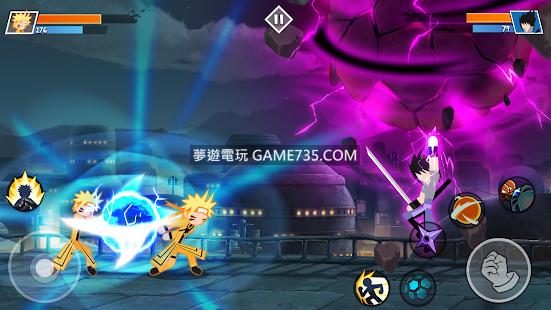 【修改版】火影/火柴人忍者之戰——Shinobi Epic Battle V1.3 大量鑽石去廣告